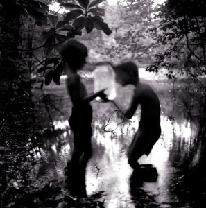 Keith Carter. Fireflies. 1992