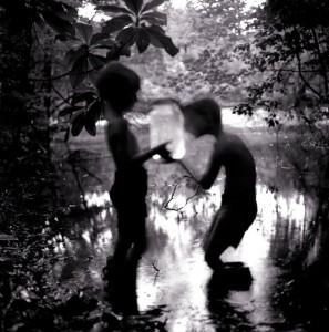 Keith Carter. Fireflies. 1992