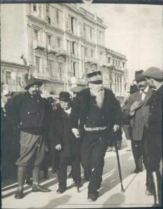 Στην Πανεπιστημίου στις 6 Δεκεμβρίου του 1912