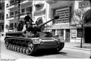 Κατοχή, Γερμανοί, Θεσσαλονίκη
