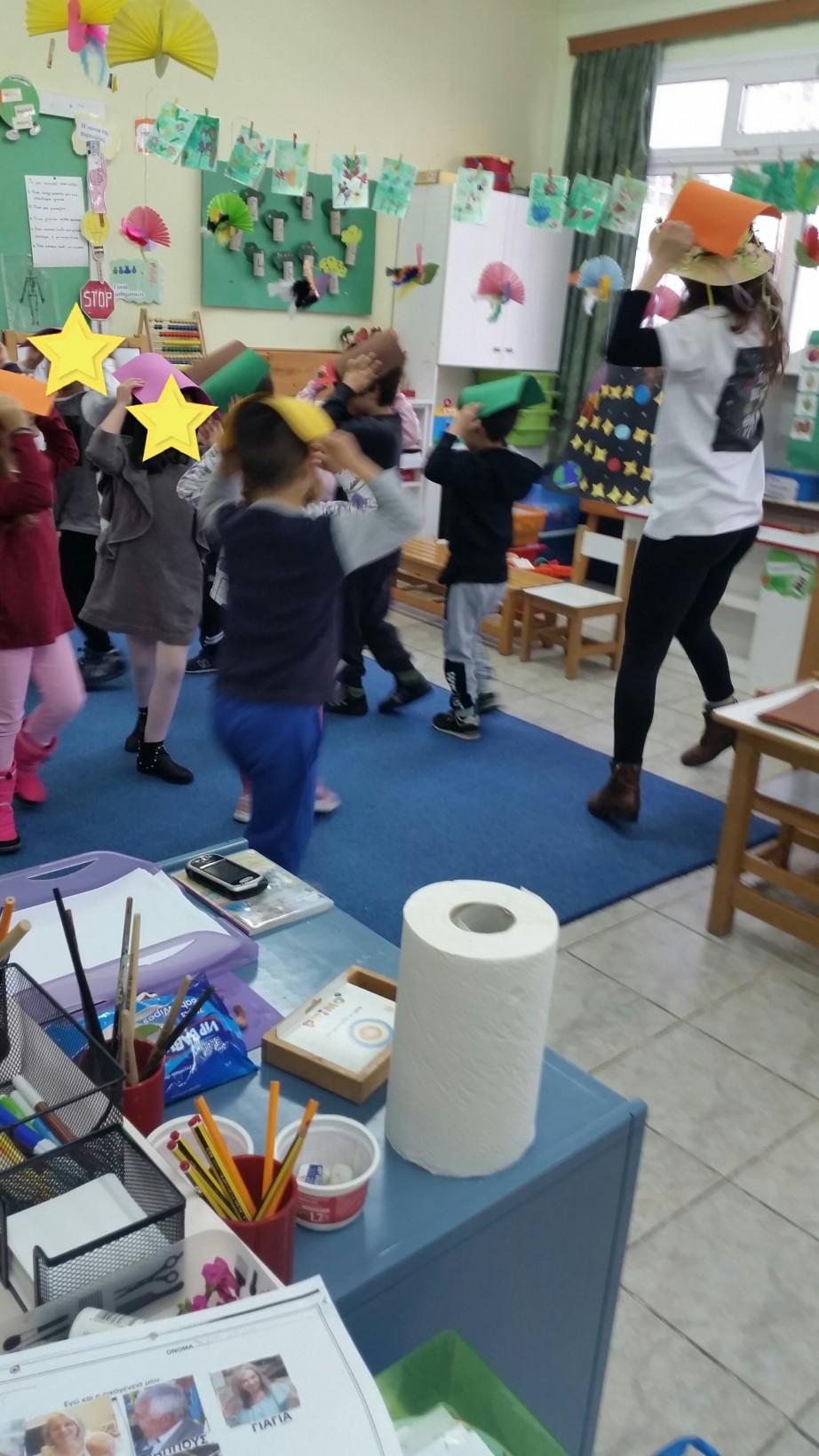 Χορέψαμε παρέα με την Άνοιξη!