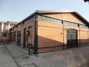 Η είσοδος του μουσείου
