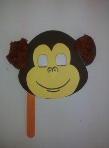 μάσκα μαϊμού