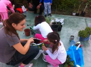 συνεργασία μεταξύ μαμάδων και παιδιών!