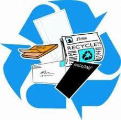ανακύκλωση χαρτιού