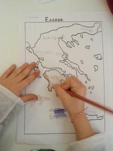 Και τώρα που μάθαμε τις περιοχές...ας φτιάξουμε ο καθένας τον δικό του χάρτη...
