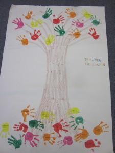 Το δέντρο της φιλίας