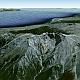 Παρουσιάζεται μια εικονική περιήγηση στο νησί στον Όλυμπο με τη χρήση τρισδιάστατων δορυφορικών εικόνων του Google Earth.