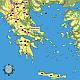 Παιχνίδι εντοπισμού βουνών στο γεωμορφολογικό χάρτη Ελλάδας. Υπάρχει η δυνατότητα για περιήγηση στα βουνά