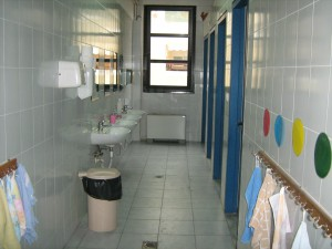 Οι τουαλέτες των παιδιών