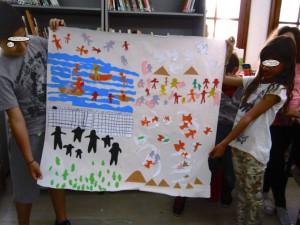 πρόσφυγες!τα παιδιά προτείνουν λύσεις...