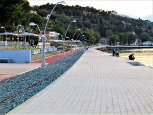 Ανάπλαση παραλιακής ζώνης της πόλης