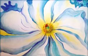 Flower-of-Georgia-OKeeffe