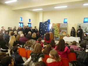 """""""Αισθάνομαι τυχερός"""". Ο Διευθυντής κ. Γαϊτανάς μιλά για το σχολείο, τους συναδέλφους και τη θητεία του."""