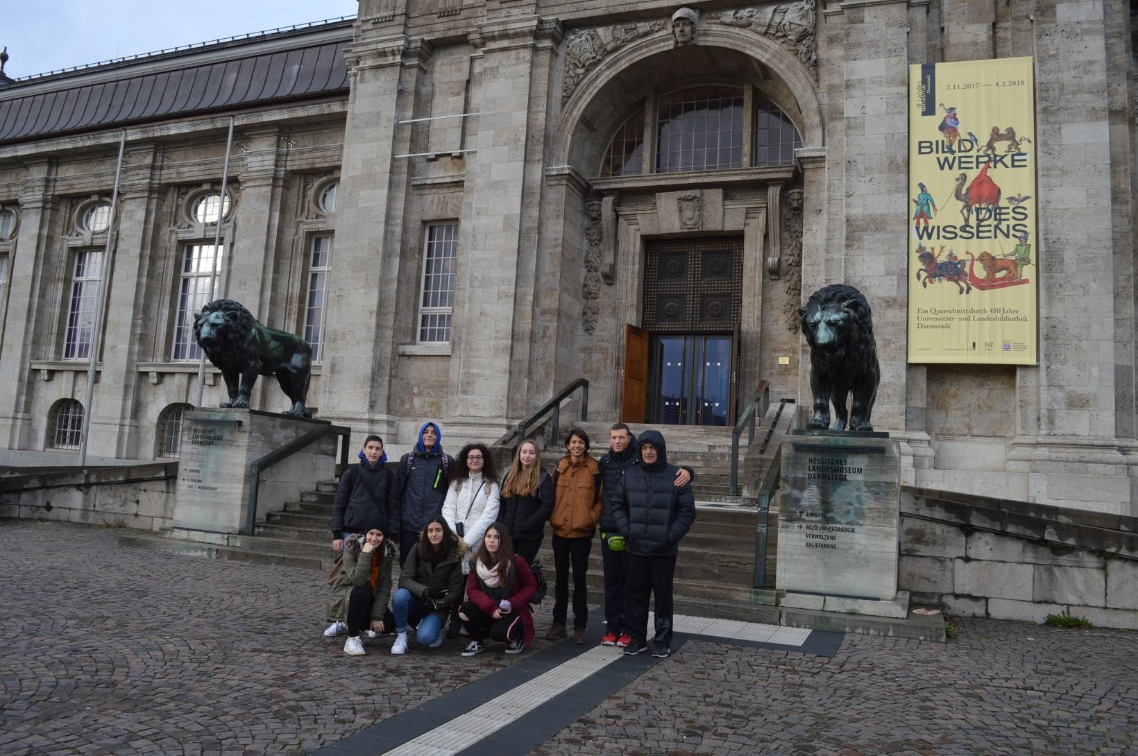 Κέντρο επαγγελματικής εκπαίδευσης Darmstadt