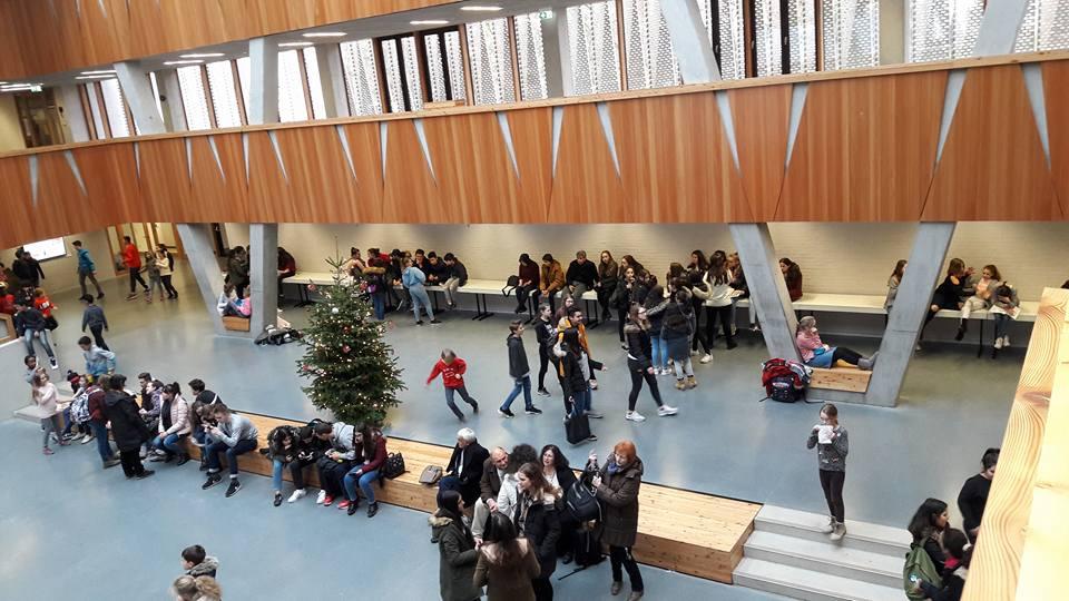 Το σχολείο Hessenwaldschule