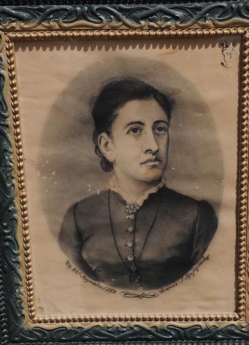 Αθηνά Σταυράκη (Διευθύντρια) 1881 - 1900