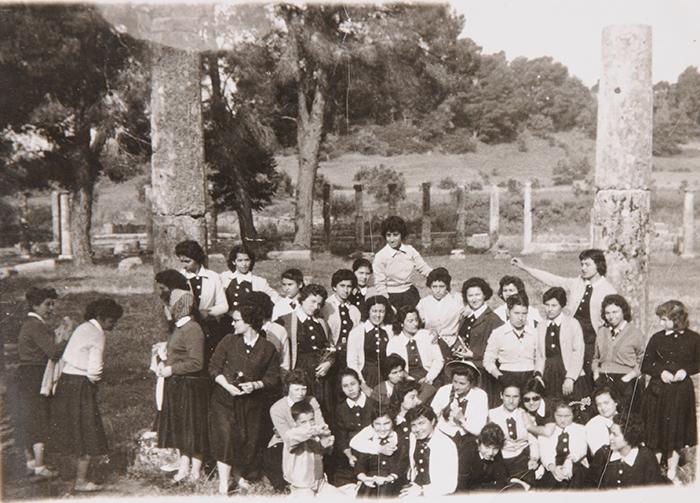 1958 (Πελοπόννησος)