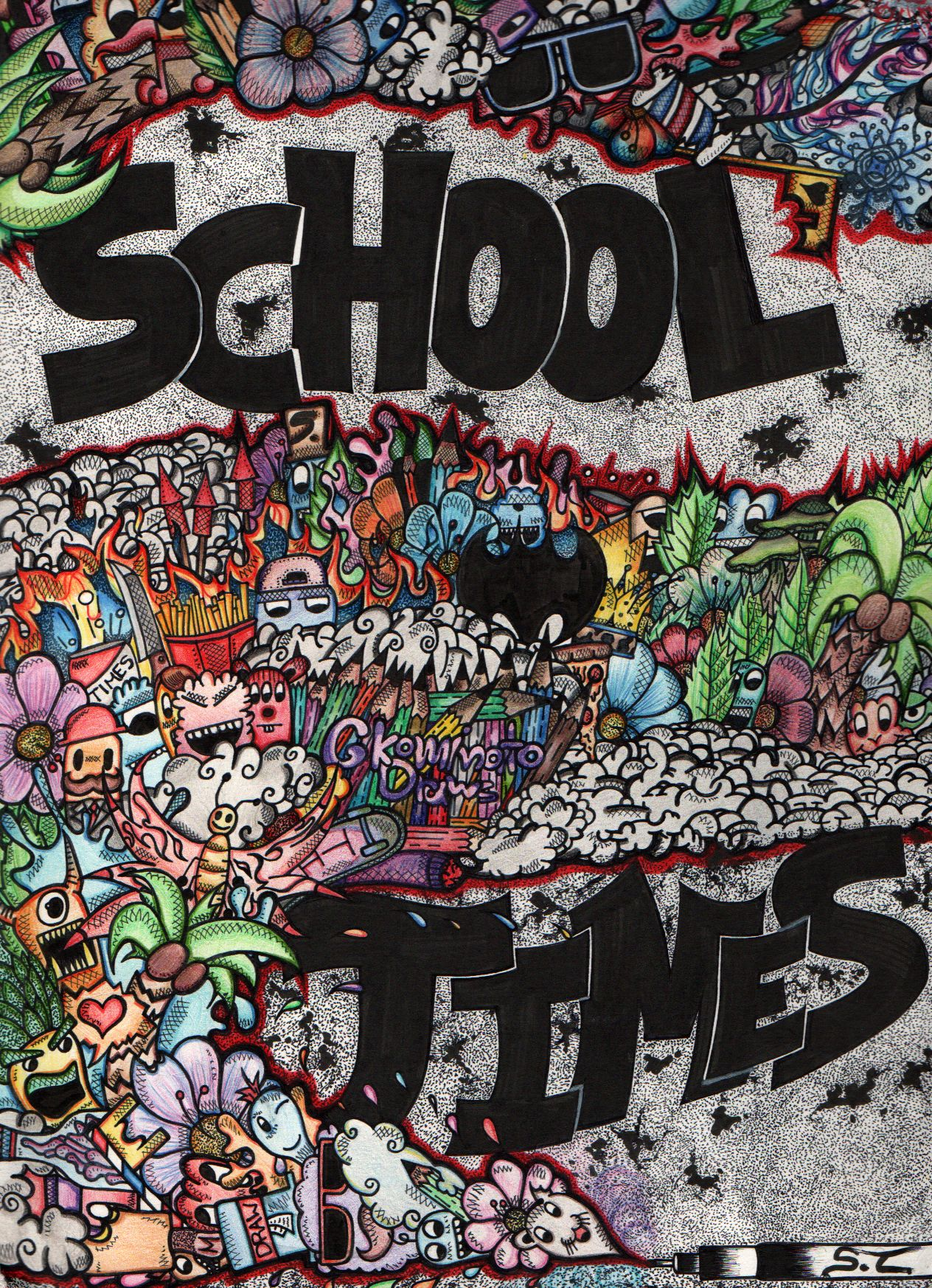 ***** SCHOOL TIMES *****   *** Η εφημερίδα μας ***