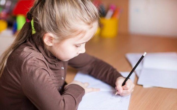 Το πιάσιμο του μολυβιού στην προσχολική