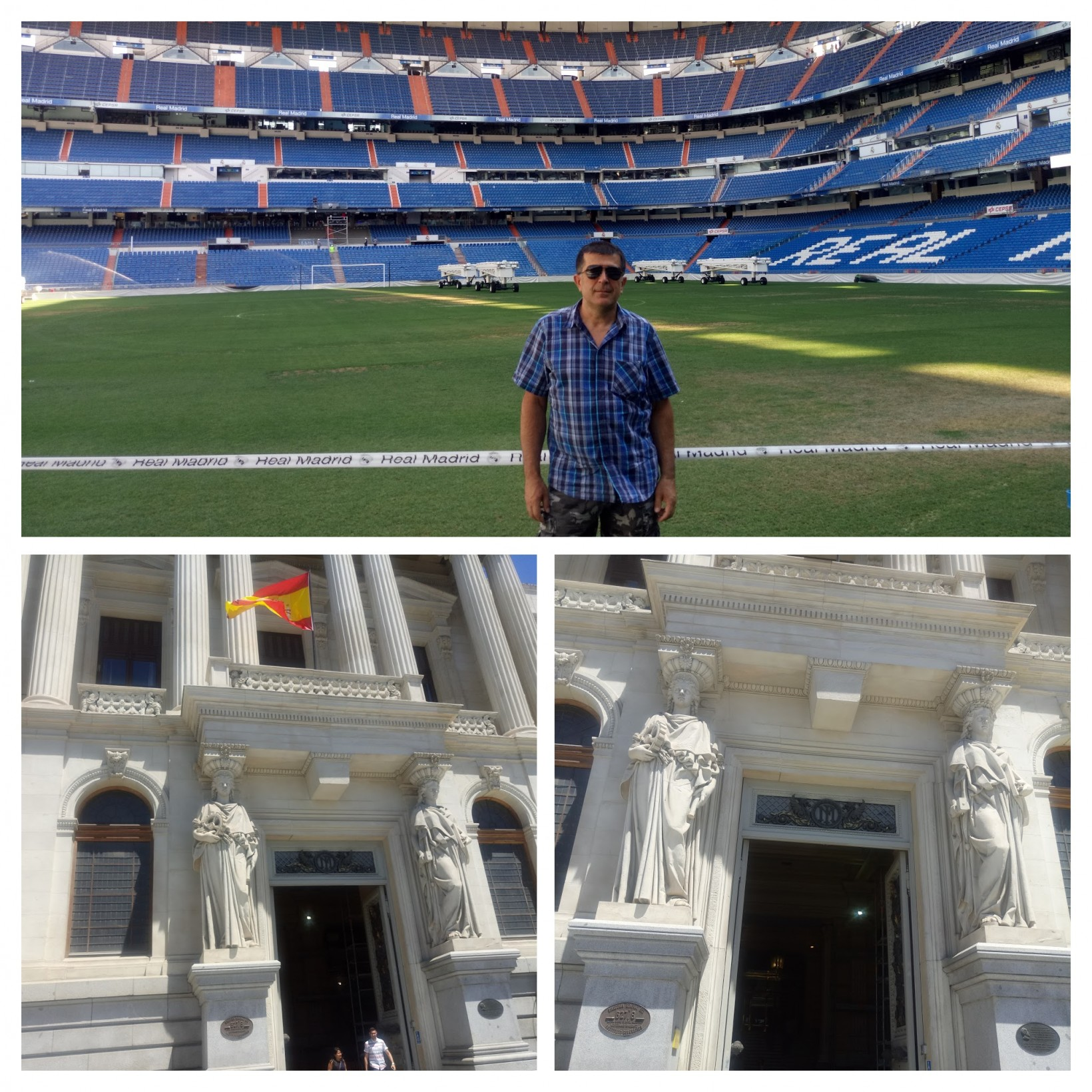 6th day in Madrid (27-07-2017)