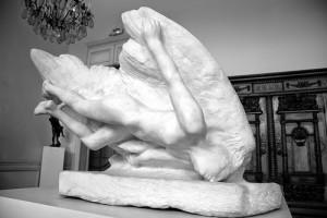 Ωγκύστ Ροντέν, Η πτώση του Ίκαρου