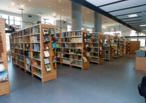 Βιβλιοθήκη Χαροκόπειου Πανεπιστημίου