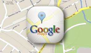 Που είμαστε  στο Google Maps