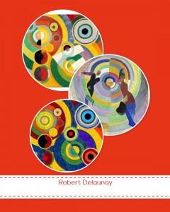 Delaunay paintings