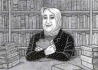 «Η βιβλιοθηκάριος της Βασόρας» ιστορία φτιαγμένη από λέξεις και όχι μόνο…
