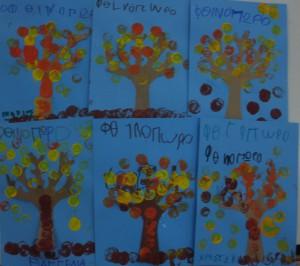 Φυλλοβόλα δέντρα