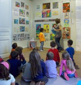 Στο Μουσείο Ελληνικής Παιδικής Τέχνης