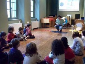 Μαθαίνοντας τις οικογένειες μουσικών οργάνων