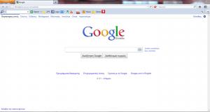 Αναζήτηση στο Google.