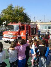 Ενημέρωση από πυροσβεστική