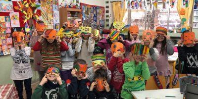 Μάσκες για τα καρναβάλια