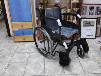 Παραλαβή αναπηρικού αμαξιδίου