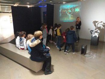 Επίσκεψη στο Τελλόγλειο ίδρυμα τεχνών – Α' και Β' τάξεις