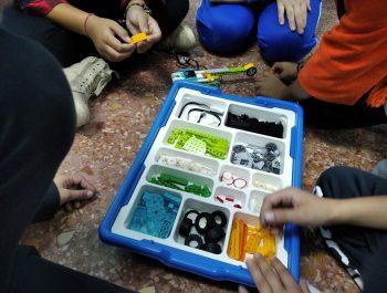 Μαθήματα ρομποτικής στο ολοήμερο – Δ', Ε', ΣΤ'