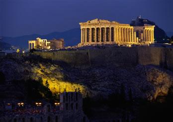 ακροπολη των αθηνών
