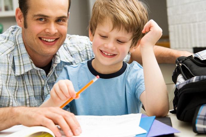 homework-wth-dad
