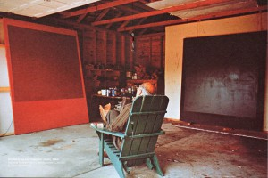 Mark-Rothko's-studio-–-East-Hampton-New-York