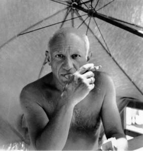 Pablo Picasso (1947).