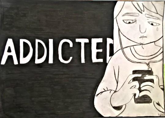 Θεματική εβδομάδα-Εθισμός και εφηβική ηλικία - αφίσα 2
