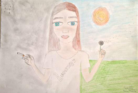 Θεματική εβδομάδα-Εθισμός και εφηβική ηλικία - αφίσα 3