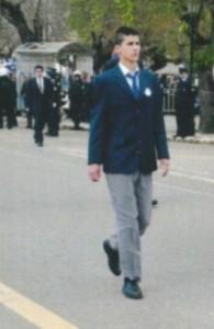Men Παρέλαση