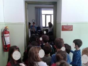 Το γραφείο των δασκάλων