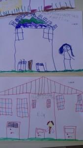 Πάω στο Δημοτικό Σχολείο :Τα νήπια ζωγραφιζουν την μετάβασή τους στο Δημοτικό!