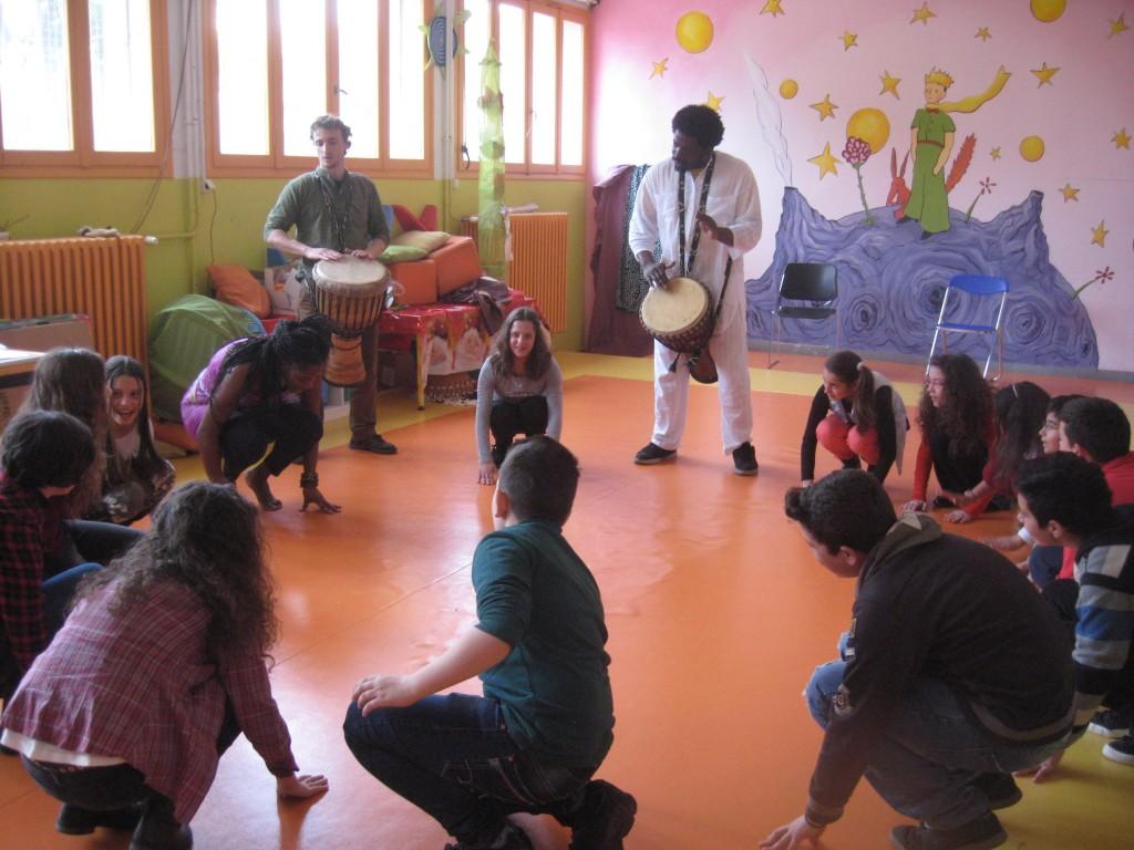 DANCE AFRICAINE 1