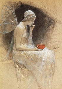 Ν_ Γύζης, Η Ψυχή_ 1893_ Συλλογή Γ_ Μαΐλη_